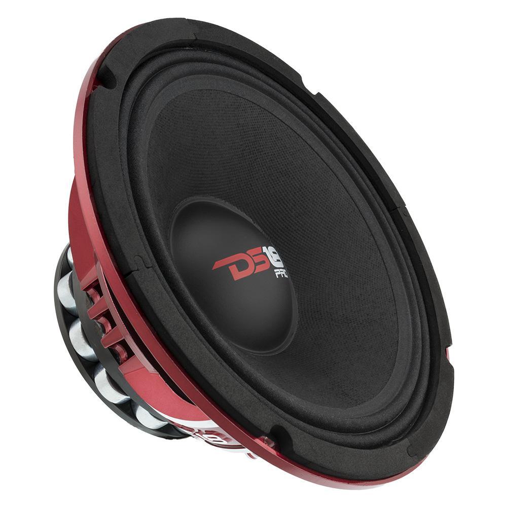 """DS18 PRO-NEO6R In Car Audio Mid Range Bass 6"""" 600 Watt 4 Ohm Speaker"""