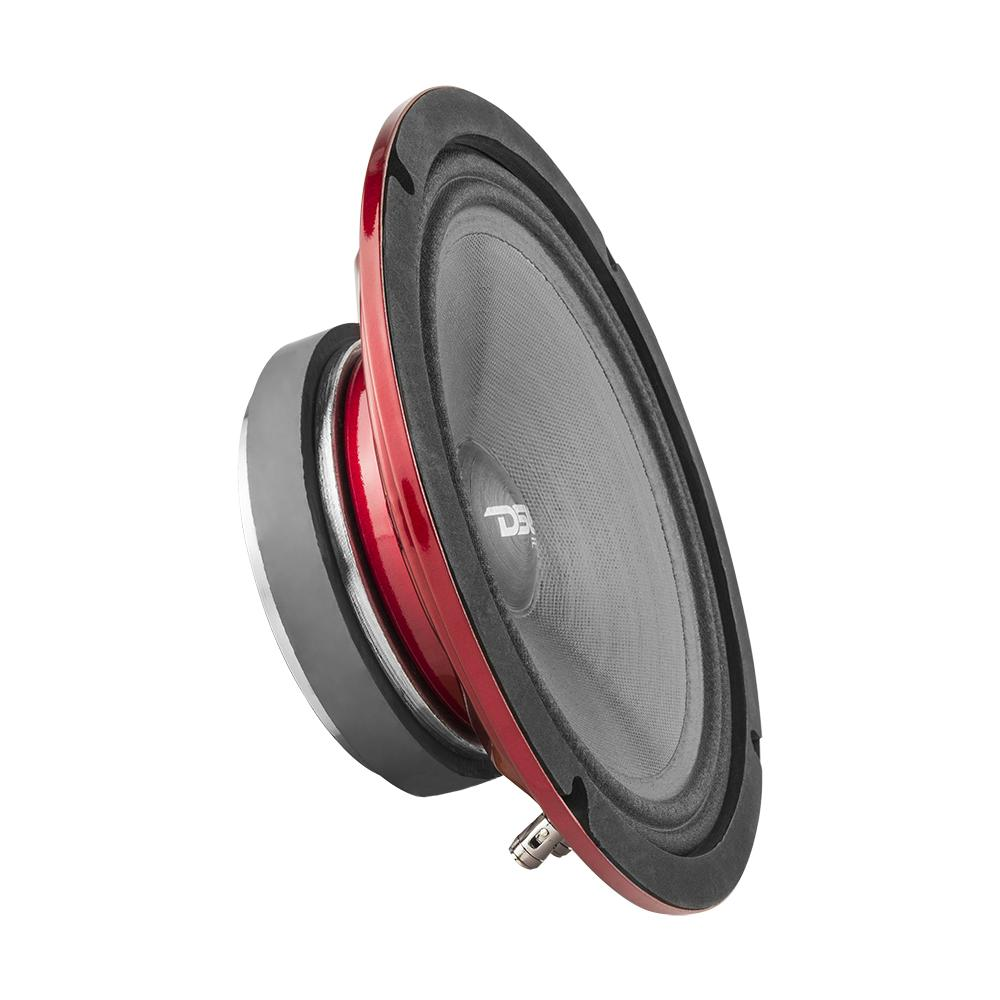 """DS18 PRO-SM8.2 In Car Audio 8"""" Inch 550 Watt 2 Ohm Water Resistant Speaker"""