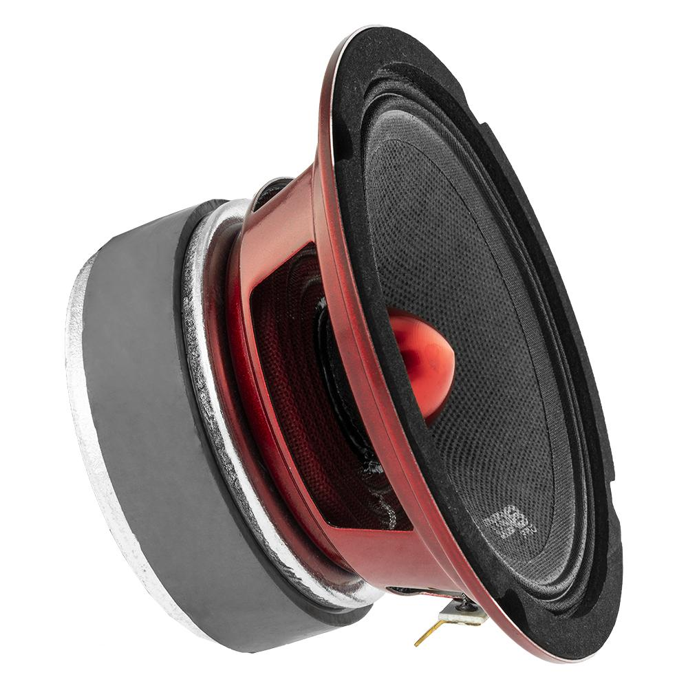 "DS18 PRO-X5.4BM In Car Audio Mid Range Bass 5.25"" Inch 300 Watt 4 Ohm Speaker"