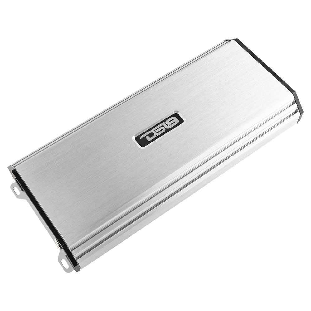 DS18 S-1500.1/SL Car Audio 1 Channel Monoblock 1500 Watt Class AB Amp Amplifier