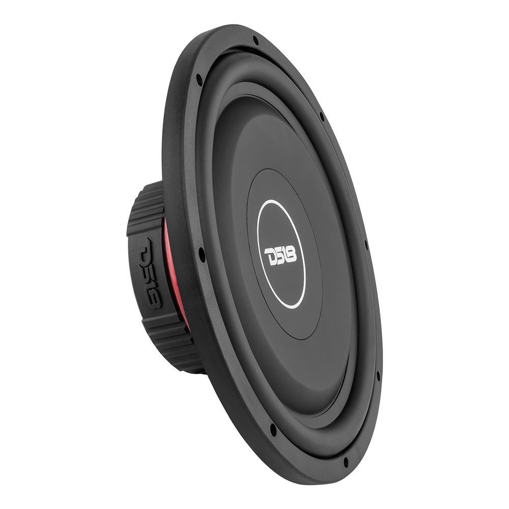 "DS18 SRW12.4 Car Audio 12"" Inch 900 Watt SVC 4 Ohm Sub Subwoofer SPL SQ"