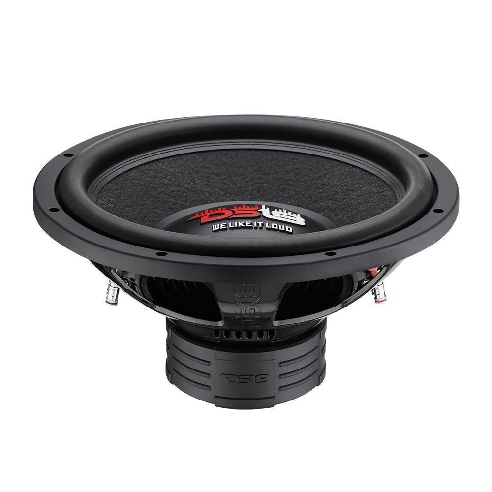 "DS18 Z-VX15 Car Audio 15"" Inch 1600 Watt DVC 4 Ohm Sub Subwoofer SPL SQ"