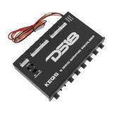 DS18 KEQ5 5 Band Car Audio 4 channel EQ Equalizer Amplifier Subwoofer Processor