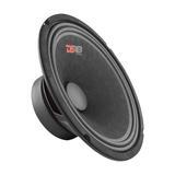 """DS18 PRO-GM10.4 In Car Audio Mid Range Bass 10"""" Inch 660 Watt 4 Ohm Speaker"""