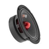 """DS18 PRO-GM6B In Car Audio Mid Range Bass 6"""" Inch 580 Watt 8 Ohm Speaker"""