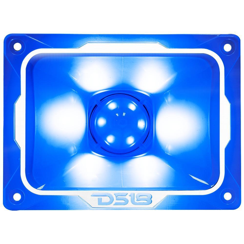 "Car Audio Tweeter 480 Watt 1.5"" Inch 4 ohm DS18 Super Bullet LED PRO-TW5L Single"
