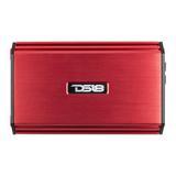Car Audio Amplifier 1200 Watt 4 Channel Full Range DS18 EQ S-1200.4/RD Single