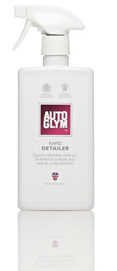 Autoglym RD500 Car Detailing Cleaning Exterior Rapid Detailer 500ml Thumbnail 1