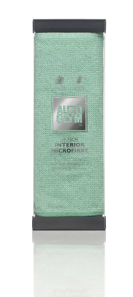Autoglym HTIM Car Detailing Cleaning Interior Microfibre Cloth Single