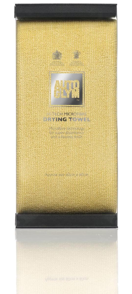 Autoglym HTMDT Car Detailing Cleaning Hi - Tech Microfibre Drying Towel Single