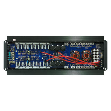 Bassface DB2.2 3200w 2/1 Channel Bridgeable High Power Stereo SQ Car Amplifier Thumbnail 2
