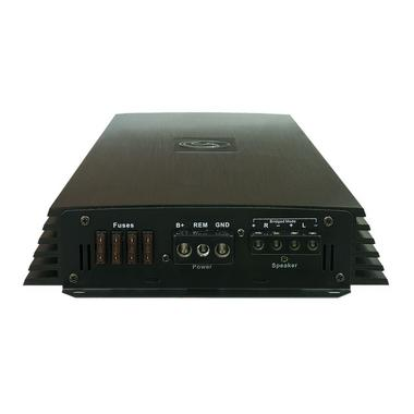 Bassface DB2.2 3200w 2/1 Channel Bridgeable High Power Stereo SQ Car Amplifier Thumbnail 4