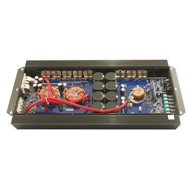 Bassface DB1.3 5000w 1Ohm Class D Monoblock Car Subwoofer Amplifier Bass SPL Amp Thumbnail 2