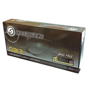 Bassface DB1.3 2130w 1Ohm Class D Monoblock Car Subwoofer Amplifier Bass SPL Amp Thumbnail 3