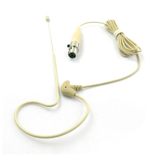 PYLE-PRO PMEMS13 EAR-HANGING OMNI-DIRECT.MIC,SHURE 4PIN X