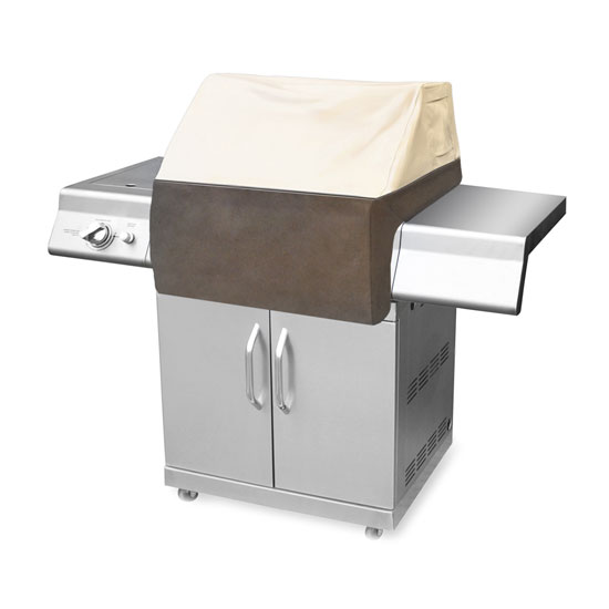 "PYLE-HOME PVCIGT92 FITS ISLAND GRILL TOP UP TO 57""L 29""W 26"