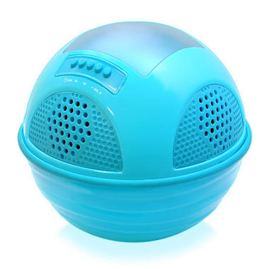 PWR95SBL Pyle Aqua SunBlast Floating Bluetooth Waterproof Pool Rechargable Thumbnail 2