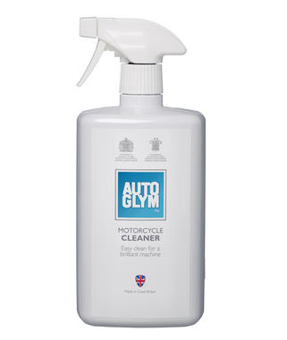 Autoglym mc001 Car Detailing Exterior Motorcycle Cleaner 1 Litre Thumbnail 1