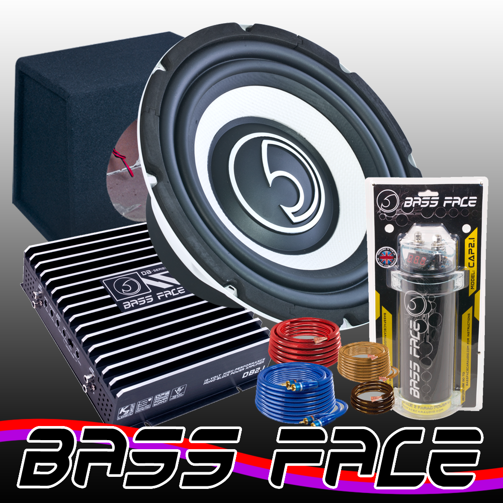 Sub And Amp Wiring Kit Solutions For Subwoofers An Thompsons Ltd Bass Face 1100w 10 Car Subwoofer Amplifier