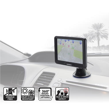 Scosche MAGHDGPS Magnetic Magic Mount For iPad Tablet Satnav Holder Thumbnail 1
