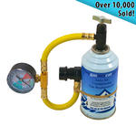 Universal Aircon Top up Recharge Gas Refill Kit for Bugatti cars