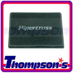 Rover 200 PP1373 218 D 09/91 - Pipercross Performance Rectangle Panel Air Filter