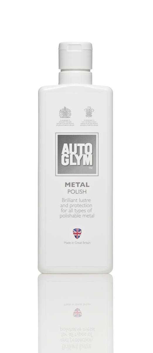 Autoglym MP325 Car Detailing Cleaning Exterior Metal Polish 325ml