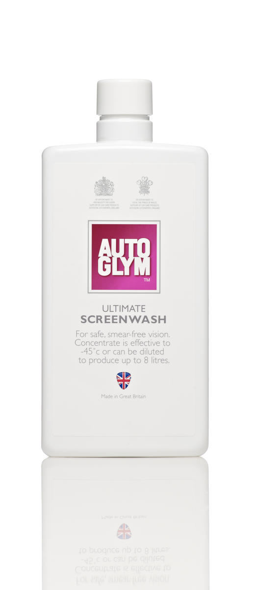 Autoglym Screen Wash Ultimate All Season SWAS500 Car Detailing 500ml Single