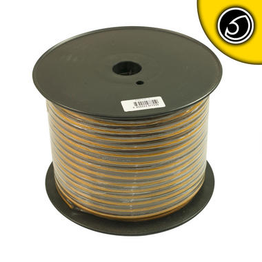 Bassface PSC12.1 75m Roll 12AWG 3.3mm 15% CCA Speaker Cable Wire 287 Strand Thumbnail 2