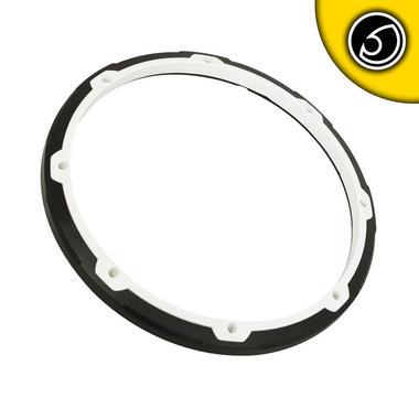 "Bassface SR10.1 10"" 25cm Subwoofer Custom Trim Finishing Surround Ring SPL10.1 Thumbnail 2"