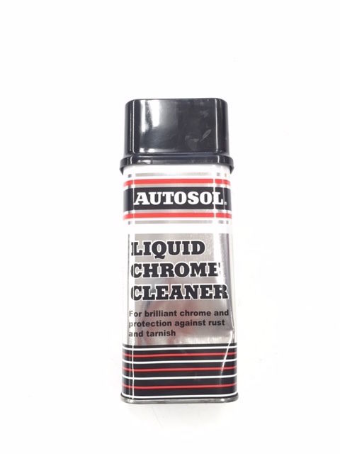 Autosol GRA0401 Autosol Liquid Chrome Cleaner