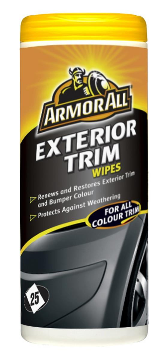Armorall 84030EN Car Detailing Exteior Trim Cleaning Wipes Single