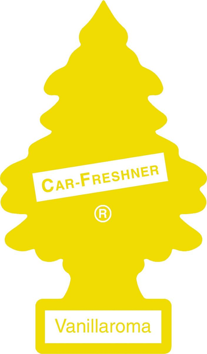 Little Tree MTO0001 Air Freshener - Vanillaroma