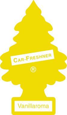 Little Tree MTO0001 Air Freshener - Vanillaroma Thumbnail 1