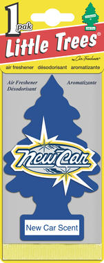 Little Tree MTO0002 Air Freshener - New Car Scent Thumbnail 2