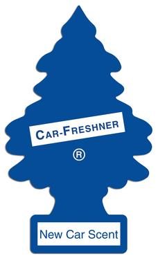 Little Tree MTO0002 Air Freshener - New Car Scent Thumbnail 1