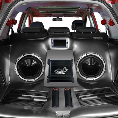 Lanzar 2000w 2 Ohm MonoBlock Car Subwoofer Power Amplifier / Mono Sub Amp Thumbnail 6