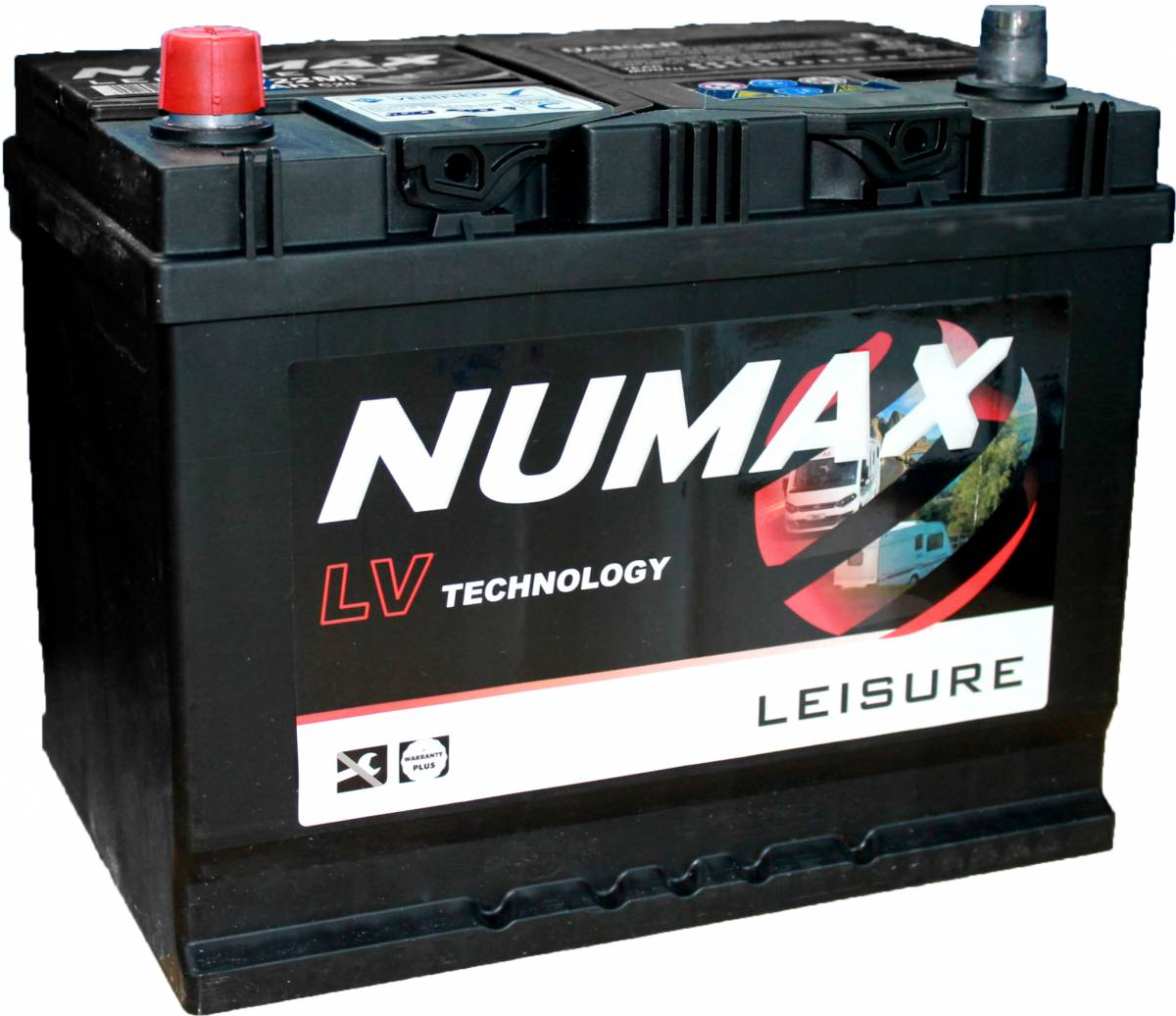Thompsons Ltd Numax Lv22mf Heavy Duty Maintenance Free