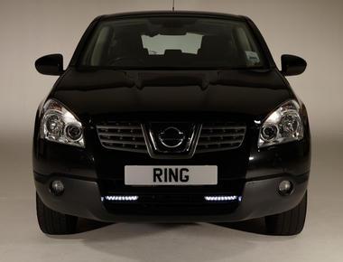 Ring BRL0398 12V 24V 18W Car Van Lyra Daytime Running Light Night Styling Pair Thumbnail 3