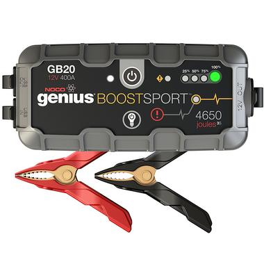 Noco Genius GB20 400A 12v 4L Petrol Car Van Jump Starter Booster Battery Pack Thumbnail 1