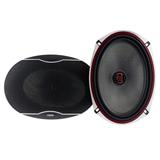 DS18 Car Coaxial Speakers 6x9 560w Watt 4Ohm 2 Way EXL-SQ6.9 Pair