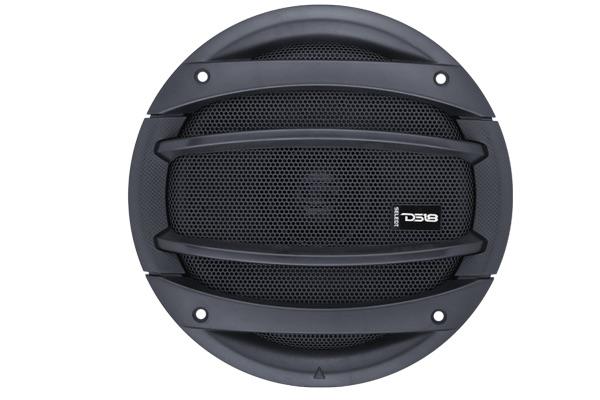 "DS18 SLC652DPP 6.5"" Inch 360 Watts Dual Paper Car Audio Speakers Pair"