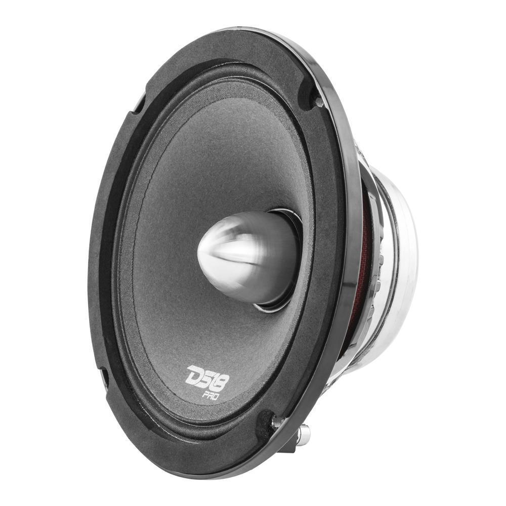 """DS18 Car Midrange Speaker 6.5"""" Inch 500w Watt 4Ohm Loud Speaker PRO-NEO6 Single"""