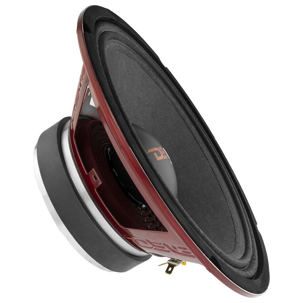 """DS18 Car Midrange Speaker 10"""" Inch 600w Watt 8Ohm Bass Loudspeaker PRO-X10M"""