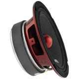 """DS18 Car Midrange Speaker 6.5"""" Inch 500w Watt 8Ohm Bass Loudspeaker PRO-X6BM"""