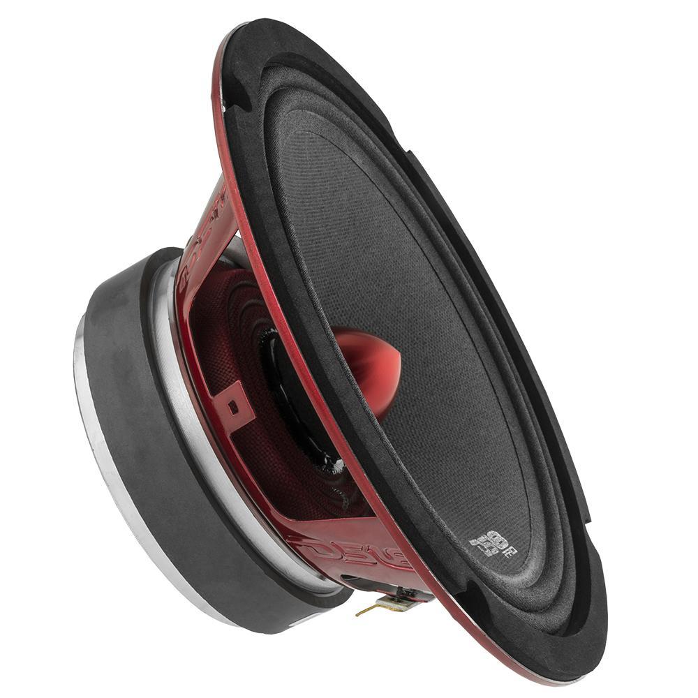 """DS18 Car Midrange Speaker 8"""" Inch 600w Watt 8Ohm Bass Loudspeaker PRO-X8.4BM"""