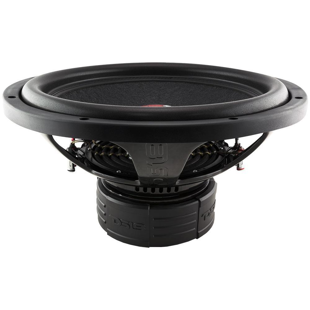 """DS18 Car Audio Subwoofer 15"""" Inch 1800w Watt 4Ohm DVC Dual Voice Coil Z15"""