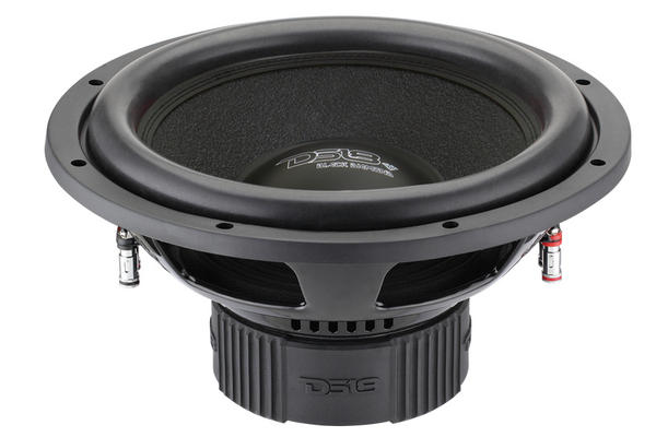 "DS18 BD-X154D Black Diamond 1400 Watts 15"" Inch Subwoofer Thumbnail 2"