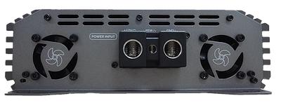 DS18 PRO-FR3500.1 Pro Series Car Audio Monoblock 3500 Watt Amplifier Thumbnail 2