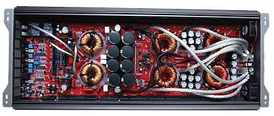 DS18 PRO-FR9000.1 Pro Series Car Audio Monoblock 9000 Watt Amplifier Thumbnail 4